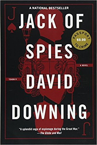 <b>JACK OF SPIES (Book 1)</b>