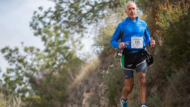 Triathlon run training