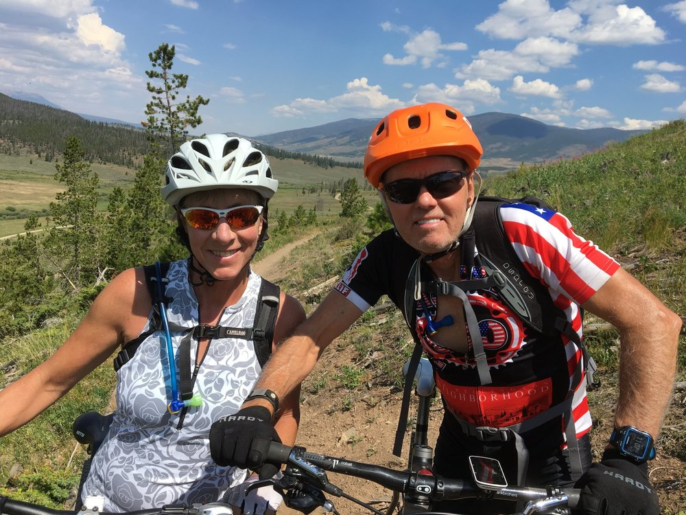 Doctors Kurt and Cindy Dallow offer triathlon training plans that include both coaching and nutrition.