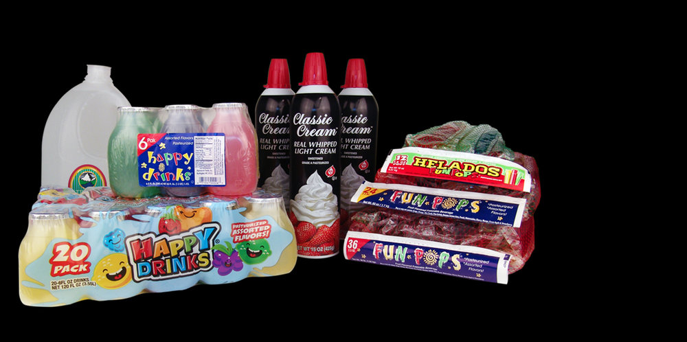 product Mix  - Available for private label customers!