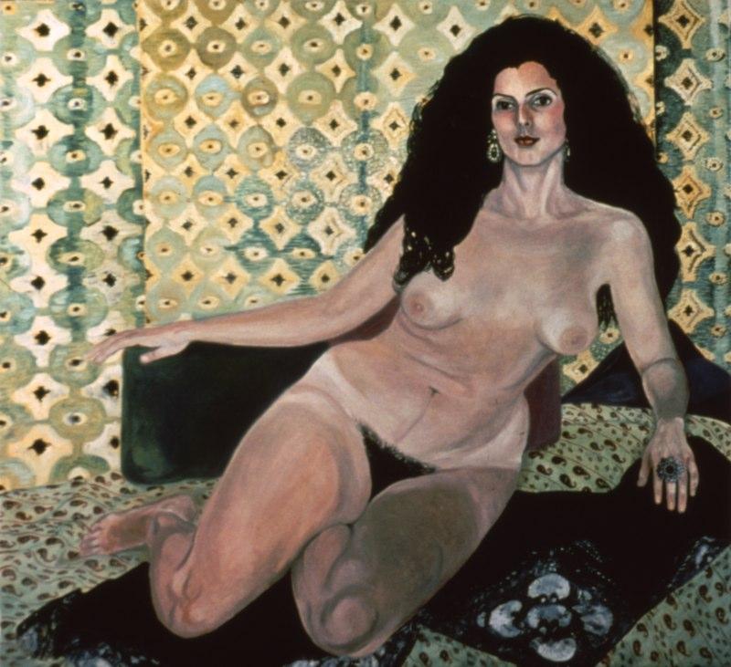 Sylvia Sleigh - world famous artist
