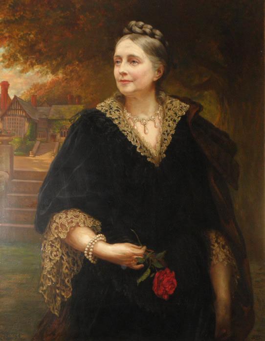 Lady Henrietta Augusta Mostyn