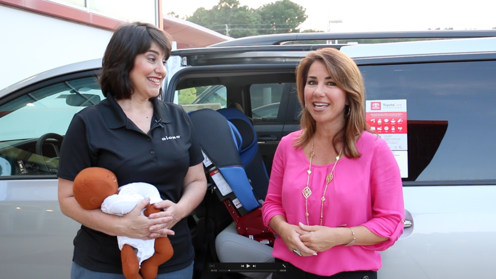 Videos for Diono USA - Child Passenger Safety Week