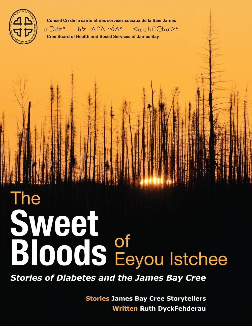 Sweet Bloods — Ruth DyckFehderau