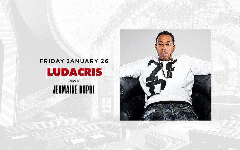 Ludacris - Fri. Jan 26th