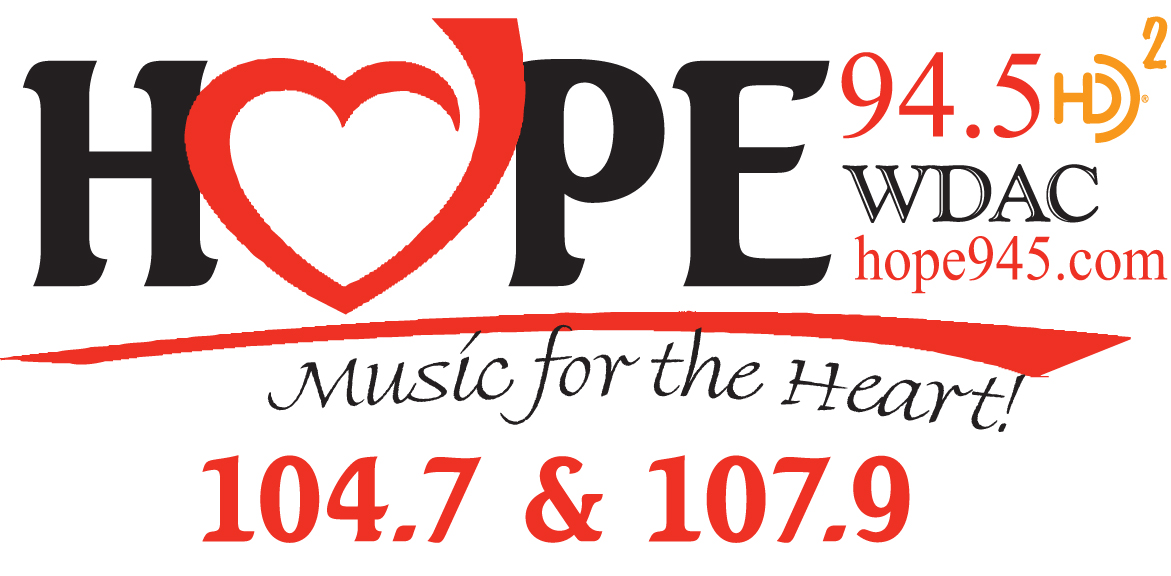 Hope 94.5 HD2, Music for the Heart