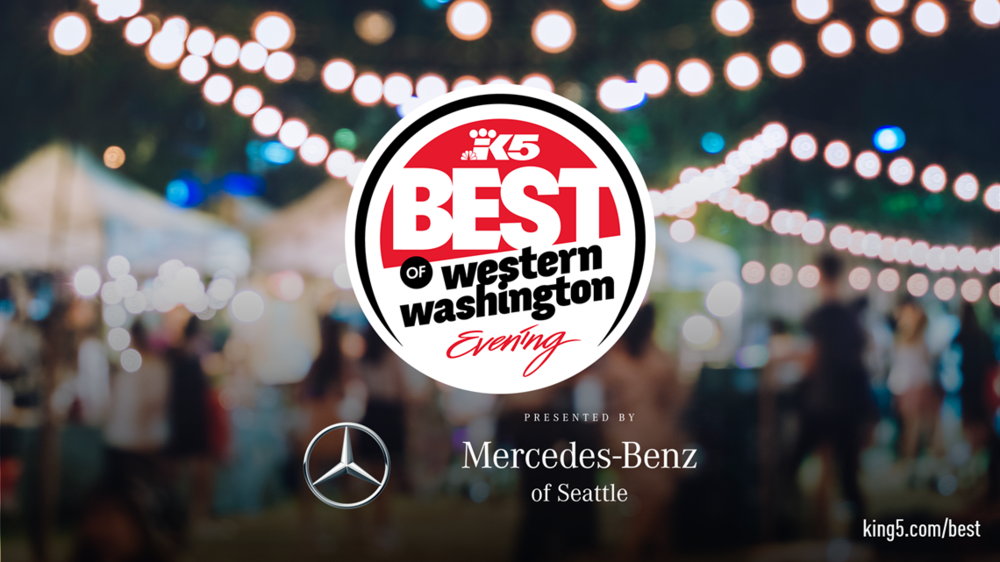 Best of Western Washington 2017' -