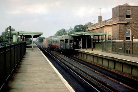 Green Street Station, 1964
