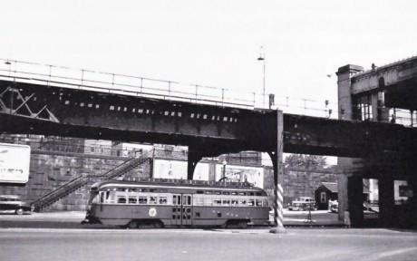 Forest Hills Station. 1948.