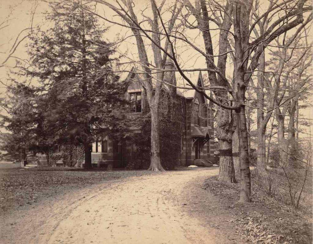 Third Pinebank House