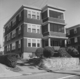 171 Forest Hills Street. 1957 Courtesy of Roy Magnuson