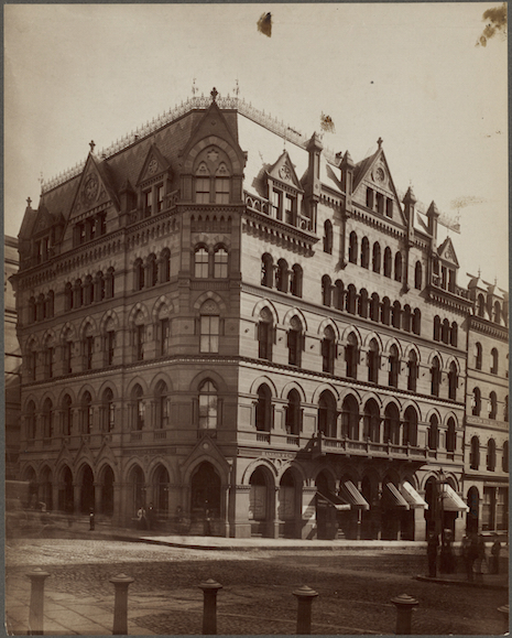 Hotel Boylston courtesy of Boston Public Library.