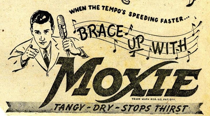 <h3>Moxie Soda