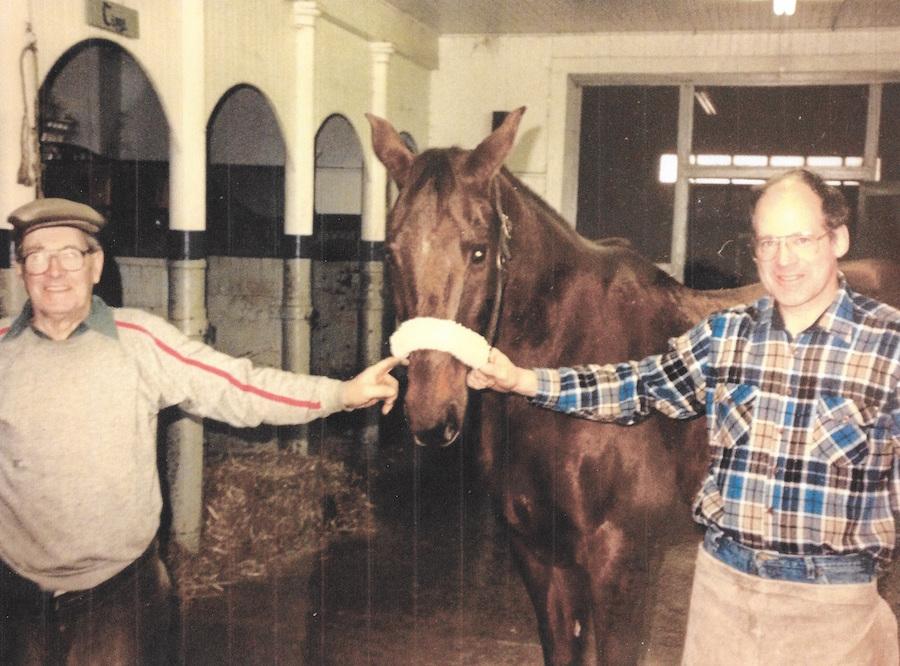 Jimmy and John Lovett, courtesy of John Lovett