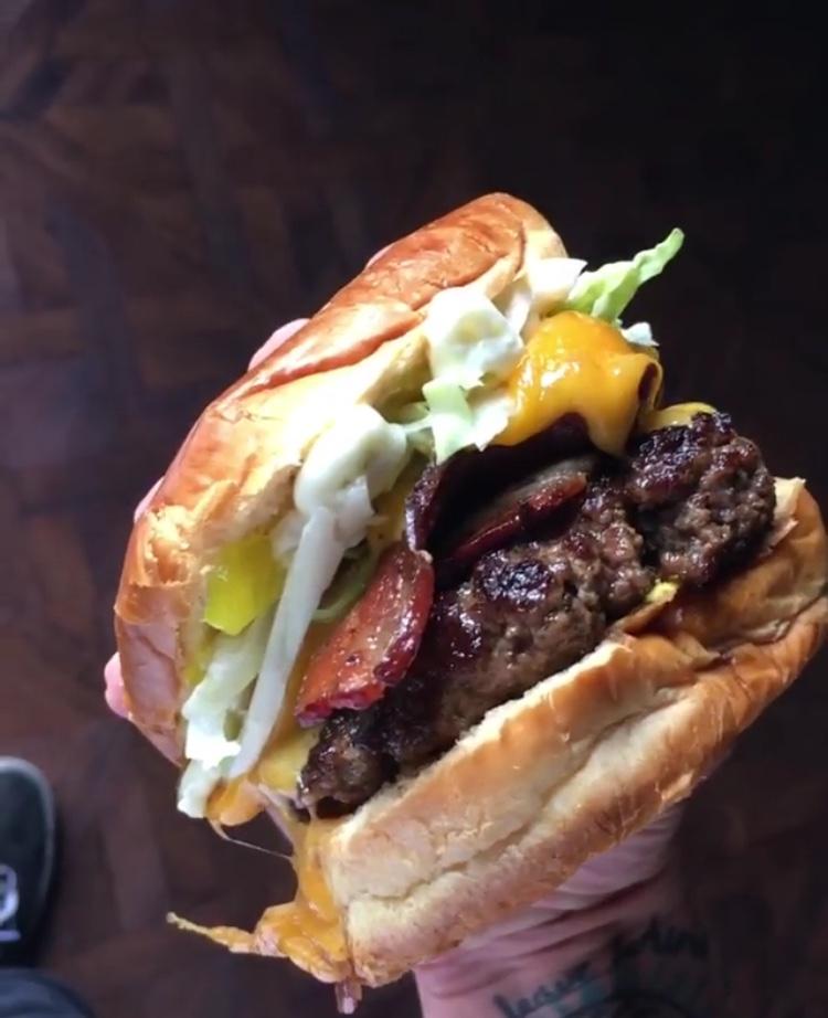 TransAm Restaurant - 'Vancouver's best burger' contender