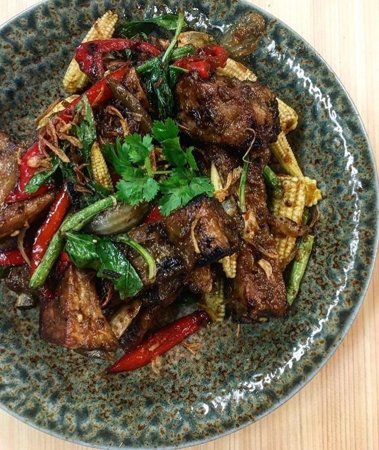 maenam - Thai Thai Thai! incredible Thai!! (ps. Chef Angus An)