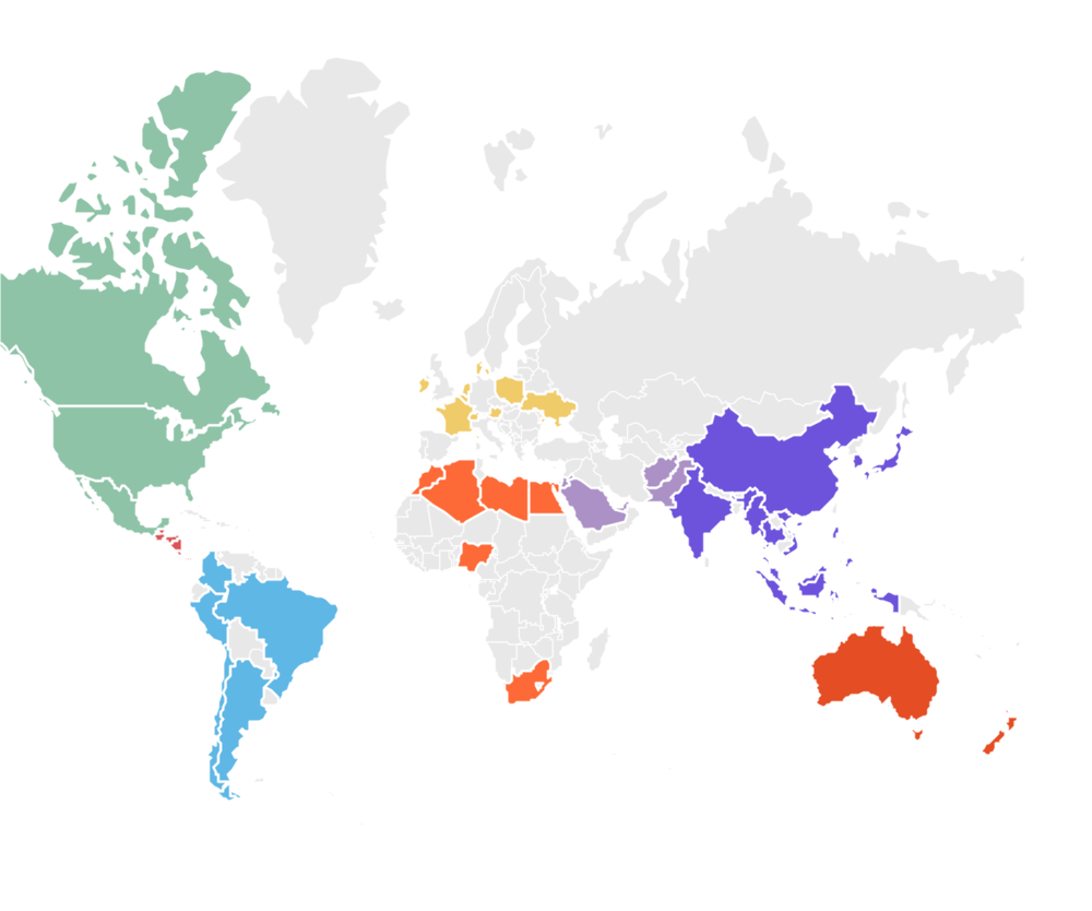 JFCO, A Global Hoofprint -