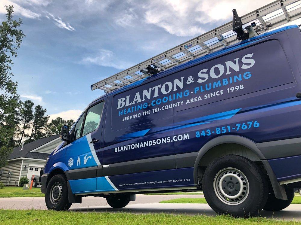 Blanton's Mechanical