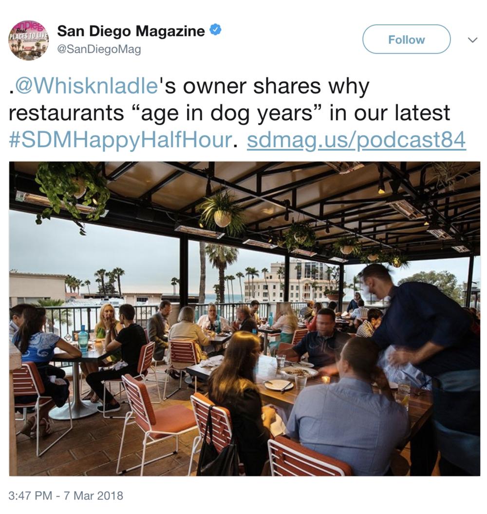 SD Magazine Podcast - San Diego Magazine: March 2018