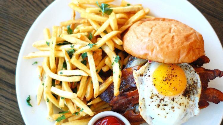 San Diego Best Burger - San Diego Union Tribune: May 2018