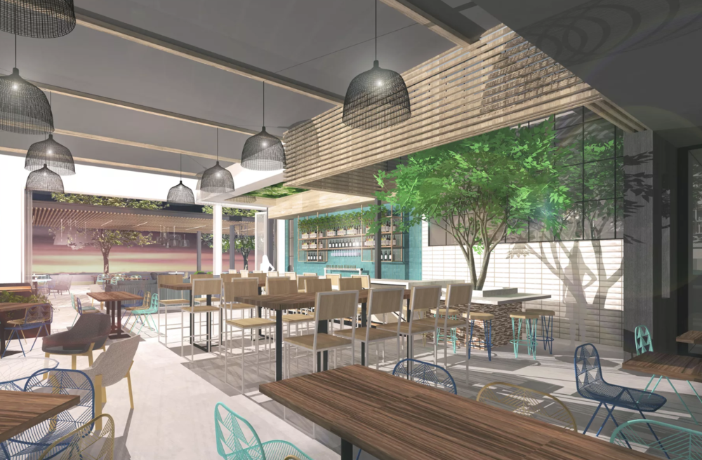 200-Seat Food Hall - Eater San Diego: March 2018