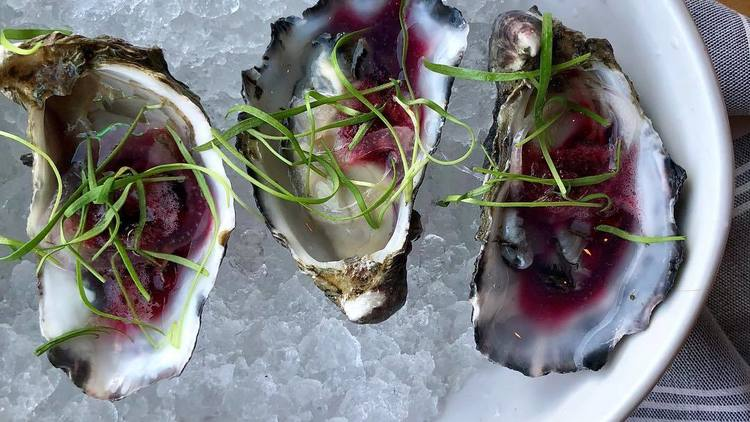 National Oyster Day - Pacific Magazine: July 2018