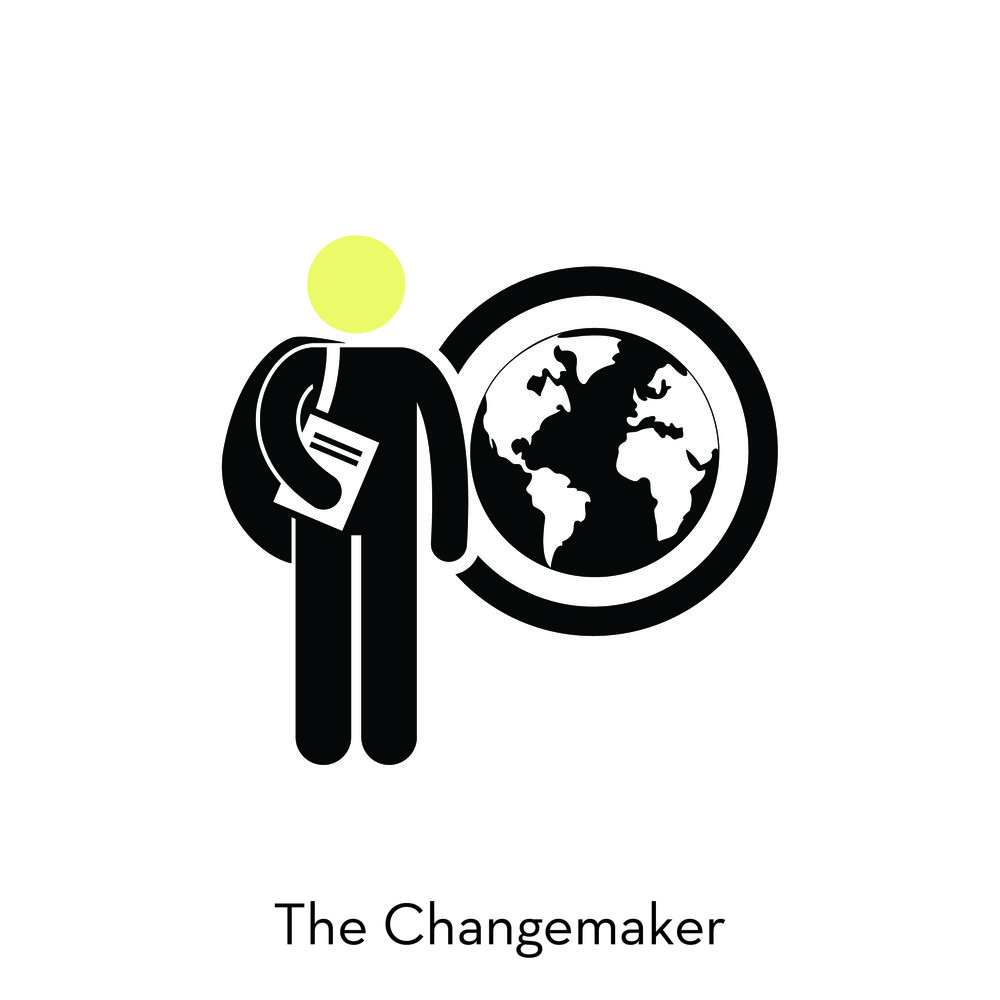 Whether a frontline worker for a local nonprofit or the next Nelson Mandela, Changemakers must have a deep connection to the people they serve and an prolific understanding of the social systems that effect them.