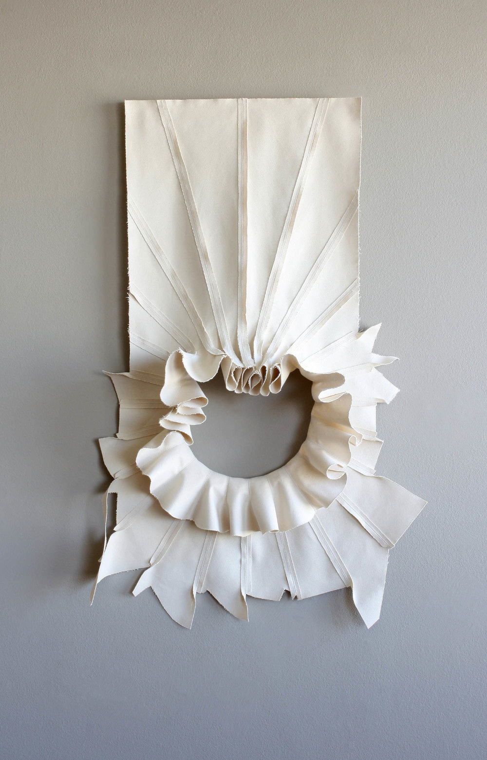 Copy of Sculptural wall tapestry