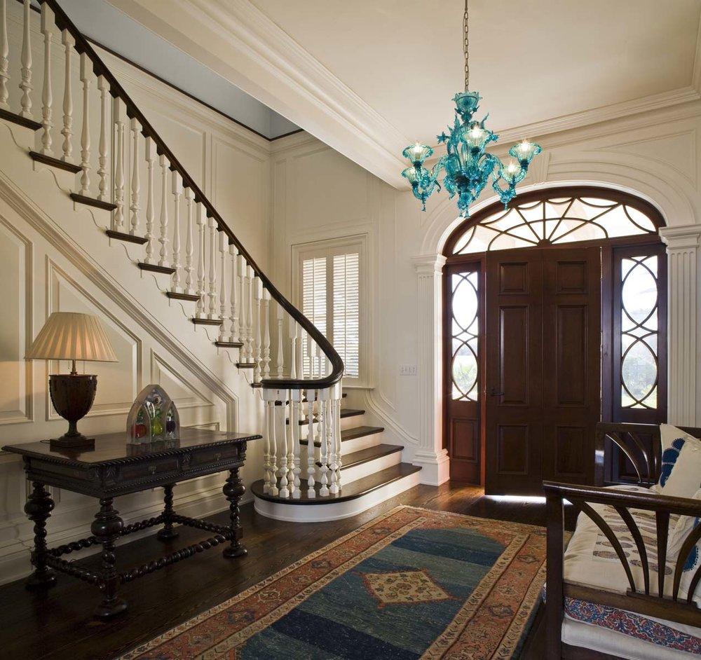 Jacksonville Estate Foyer