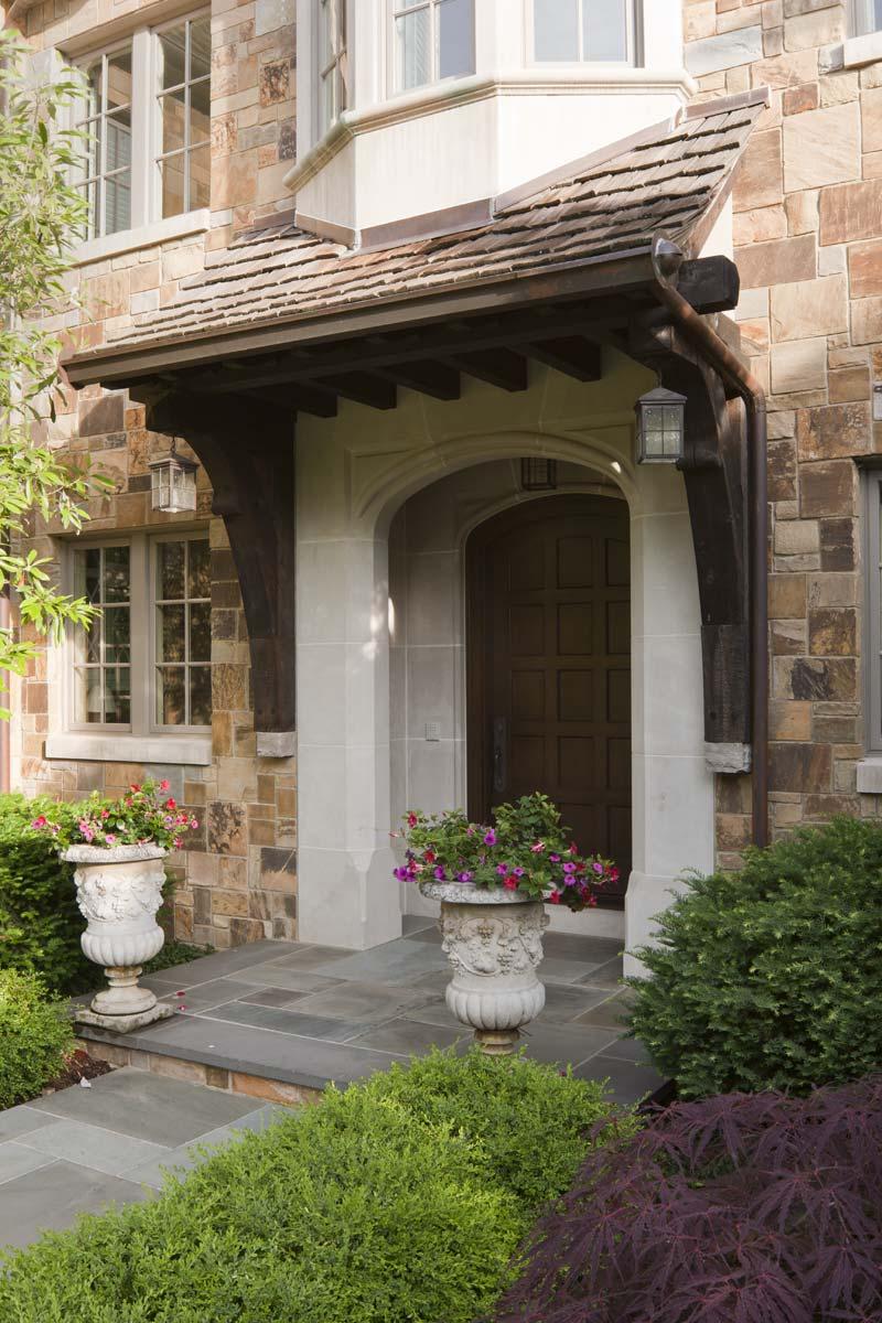 Stoneleigh House Front Entrance
