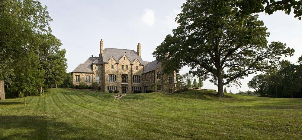 Stoneleigh House Lawn
