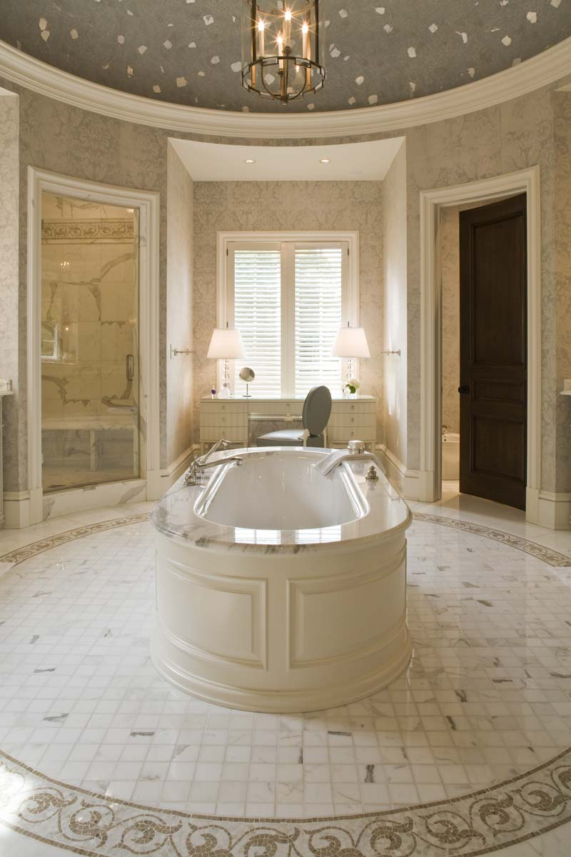 Stoneleigh House Master Bath