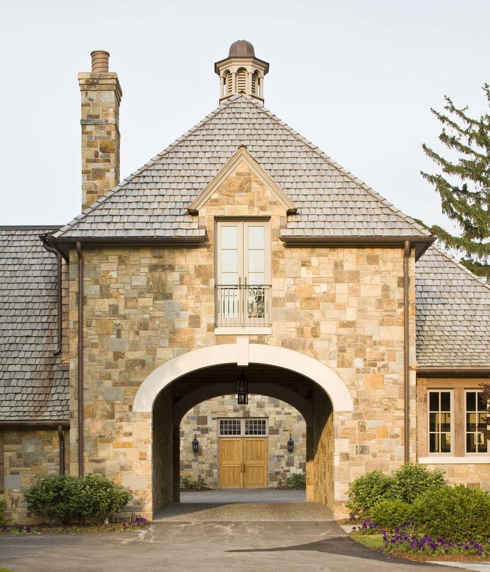 Stoneleigh House Porte Coche