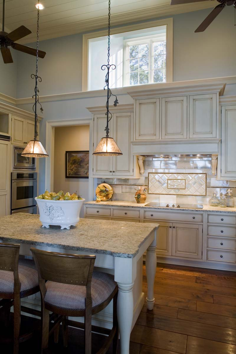 South Carolina Lake House Kitchen