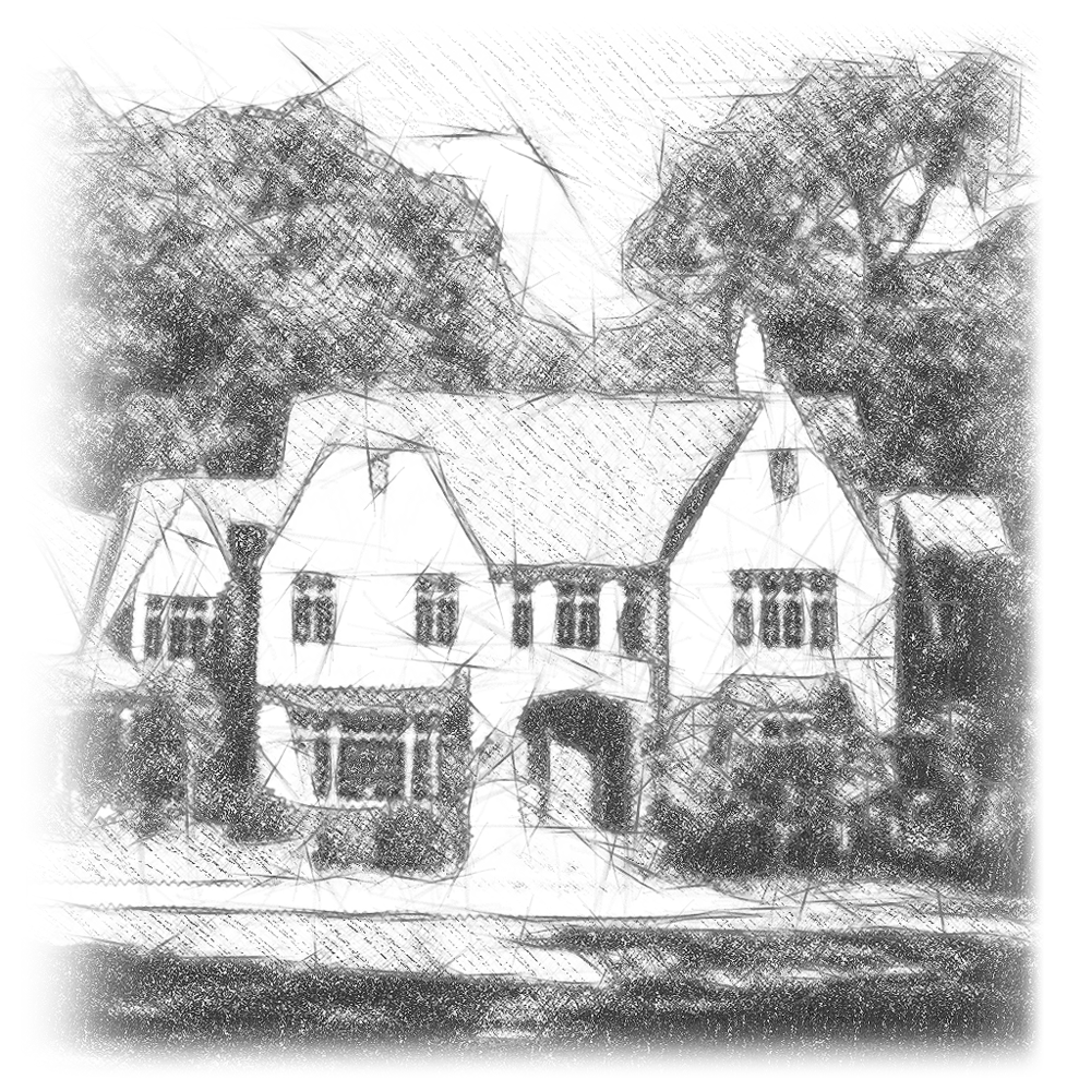 Architectural Rendering by William T. Baker & Associates