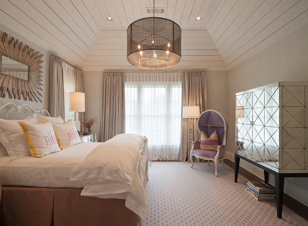 Master Bedroom, Louisiana Low Country | William T. Baker