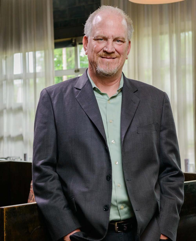 Architect Brian Finkel