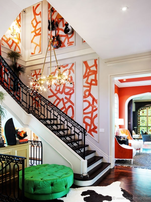 Foyer, Great American Homes III by William T. Baker