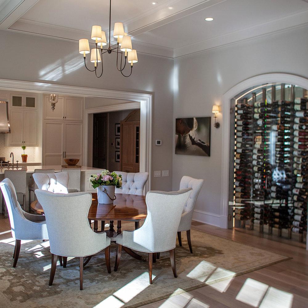 Merton Hall Open Kitchen | William T. Baker