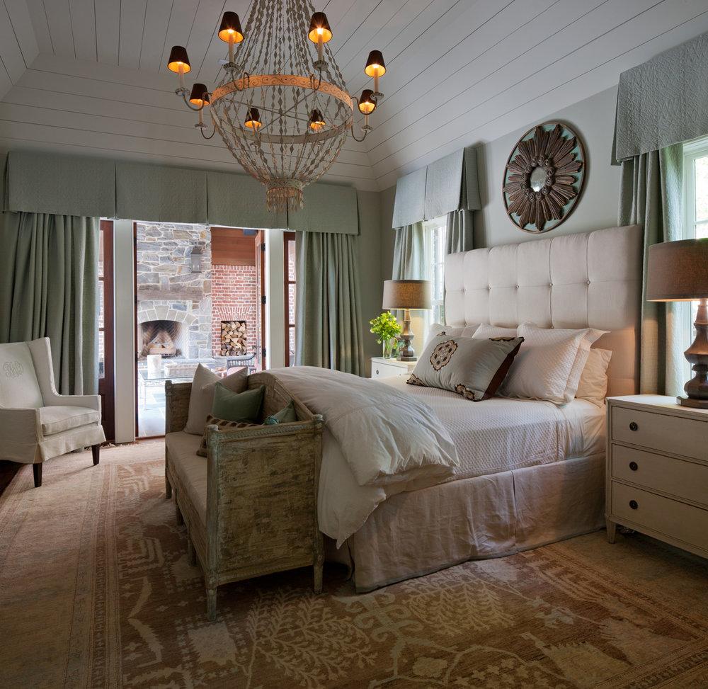 Dreamy Bedrooms | William T. Baker