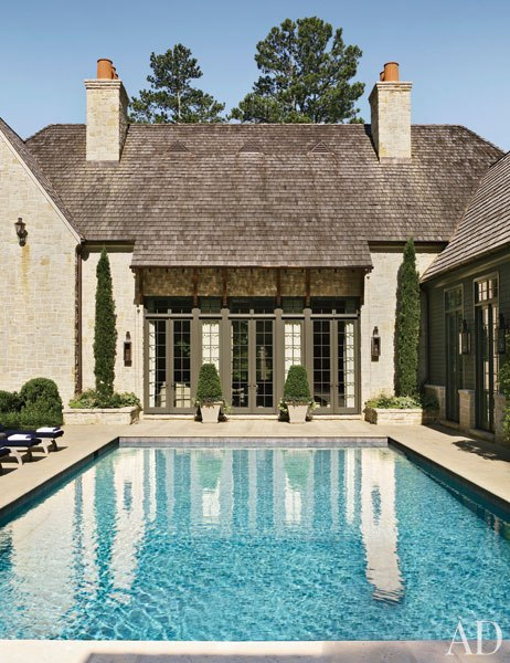 Rock Point, Southern Style & Classic Architecture | William T. Baker