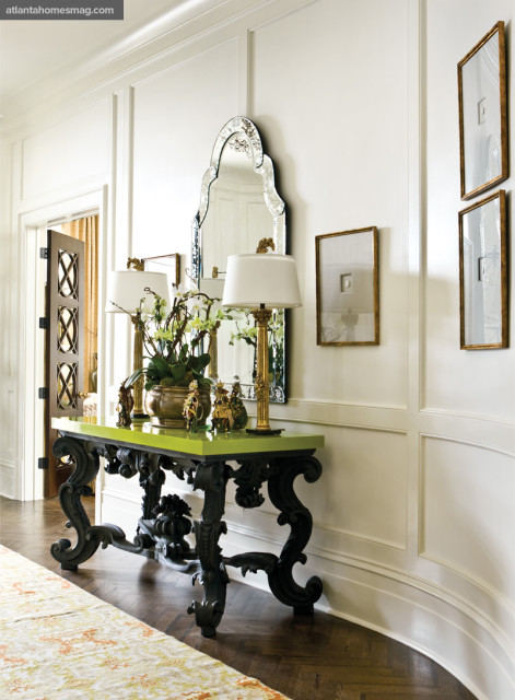 Stylish Sophistication Foyer, Cheryl Lucas & Jackie Cottrill