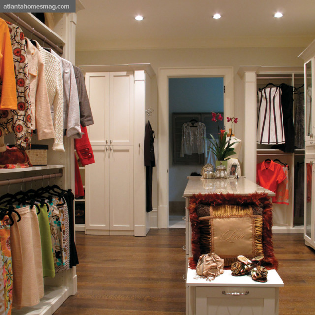 Master Closet, Peggy Snider-Houghton, Closets and More