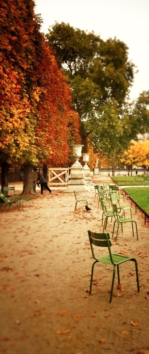 Tuileries, William T. Baker