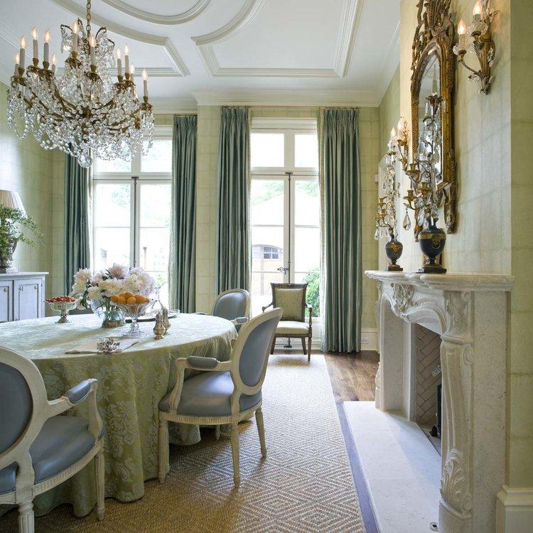 WILLIAM T. BAKER | Dining Rooms Designed for Entertaining