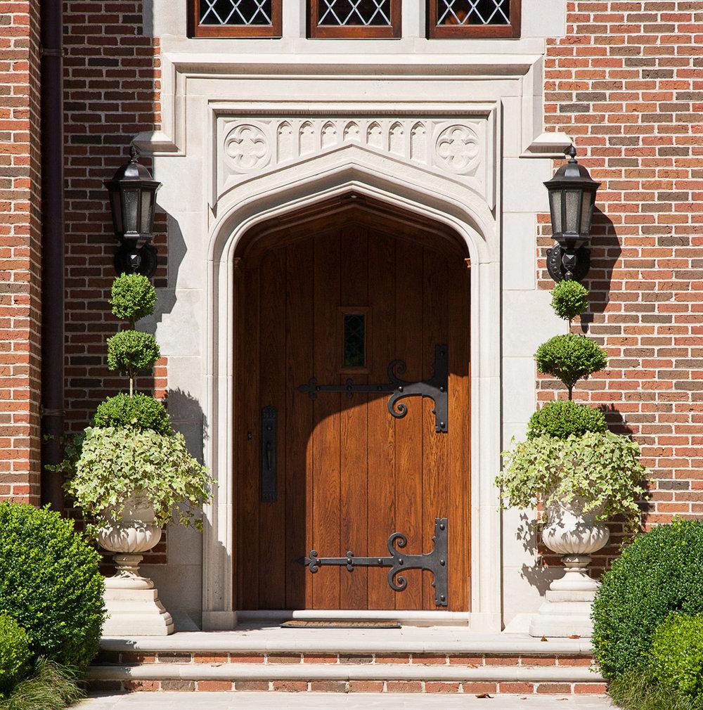 William T. Baker, Doors