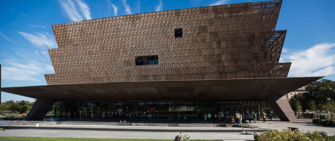 December 2016 - The National Museum of African American History & Culture opened its doors in the American capital in September. Constructed on the popular National Mall, the museum is the latest addition to the Smithsonian, the world's largest museum complex. The museum's authorisation in 2003 followed a determined campaign, lasting fifteen years, by Congressman John Lewis, a veteran of the civil rights movement of the 1960s. Click here to keep reading!