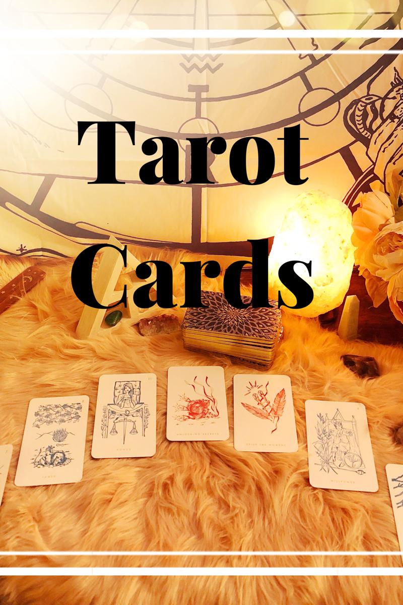 Woo Woo Wednesday: Tarot Cards — Good Vibes Hive