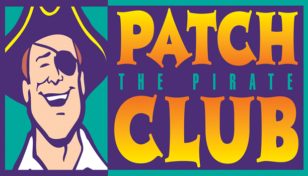 Patch the Pirate Club - Patch the Pirate is a class where children sing, memorize scripture, act out skits and are taught God's word.  They meet every Wednesday Night at 7:00 PM