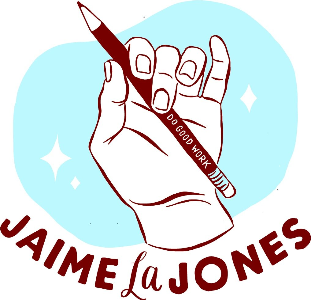 8 X10 Portrait Of Rbg Jaime La Jones